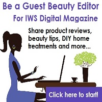 Guest Beauty Editor