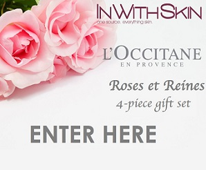 L'Occitane Contest! ENTER TO WIN