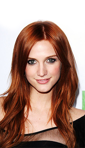 ... hair color trends, are an ideal match for warm skin tones – pale or